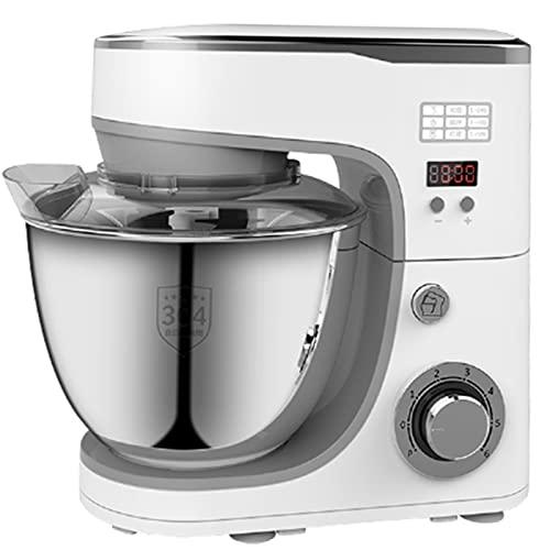 YGTMV 1000W Küchenmaschine Knethaken,6...
