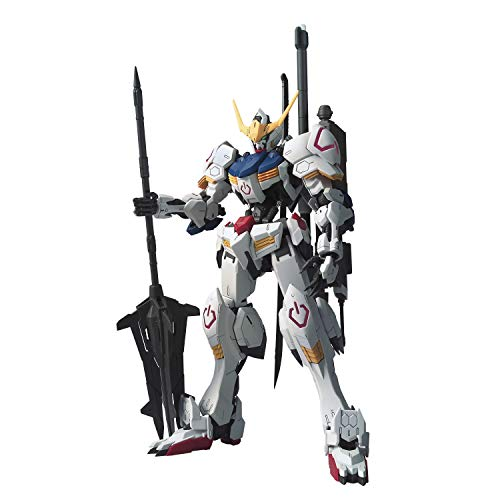 BANDAI Spirits Gundam Iron-Blooded Orphans IBO Barbatos MG 1/100 Model Kit