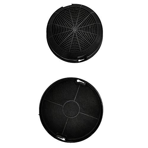 MarelShop - Filtri 2 PZ cappa per Elica Type 47 compatibili