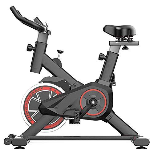 YPSM Indoor Cycling,Ultra-silenco Ajustable Bicicleta Estát