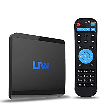 Live IPTV Box, with 1600 Free Channels from All Over The World
