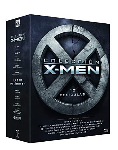 X-men Colección 10 películas [Blu-ray]