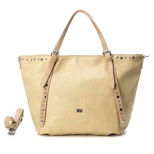 XTI Bolso Hombro BAS075883 para Mujer Amarillo (Ropa)