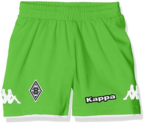 Kappa Kinder Borussia Mönchengladbach Trikot-Shorts, 304 Classic Green, 164