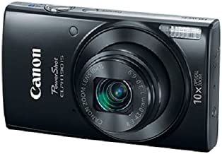 Canon Cameras US 1084C001 Canon PowerShot ELPH 190 Digital Camera w/ 10x Optical Zoom and Image Stabilization - Wi-Fi & NF...