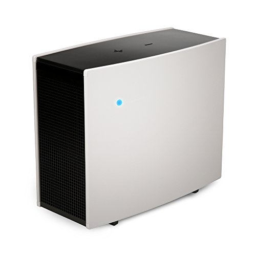 Blueair Pro M Air Purifier, Professional Allergy, Mold, Smoke and Dust Remover, High Performance for Office, Workspace, Homes, White