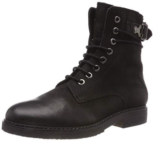 Tamaris Damen 25123-21 Combat Boots, Schwarz (Black 1), 41 EU