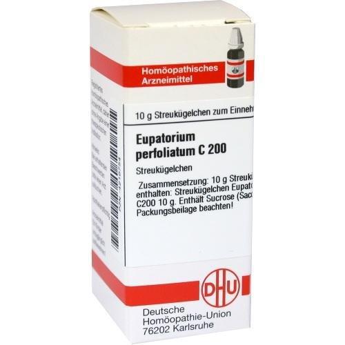 EUPATORIUM PERFOLIATUM C 200 Globuli 10 g