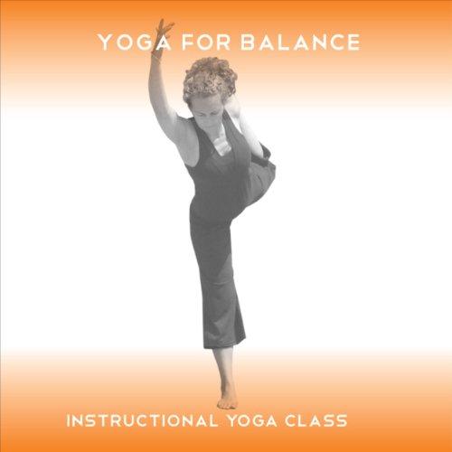 Yoga for Balance audiobook cover art