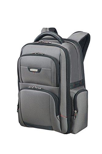"Samsonite Pro-DLX 4 Laptop Backpack 15,6"" Mochila Tipo Casual, 24 Litros, Color Gris"