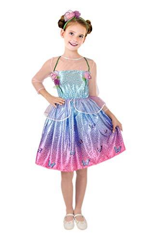 Barbie Principessa Primavera Costume Originale...