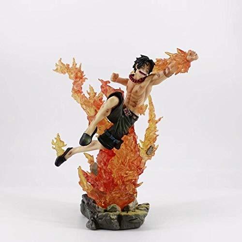 YZDMC TTAnime al por Mayor One Piece Super Fight II Fire Fist Ace Combat Edition Figura en Caja