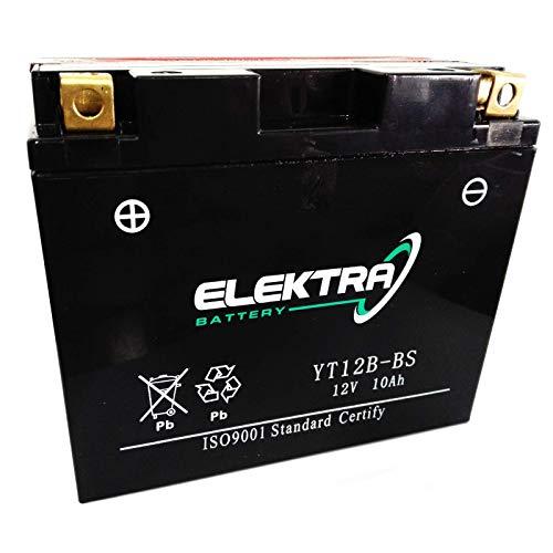 Batteria sigillata Elektra YT12B-BS 12 V YAMAHA FZ6 FAZER 600 1998/2009