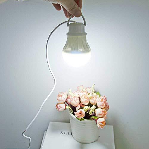 Tragbare Laterne Campingleuchten USB-Lampe 5W / 7W Power Bank Campingausrüstung 5V LED Für Zeltlaternen Camping Wandern USB-Lampe 5W