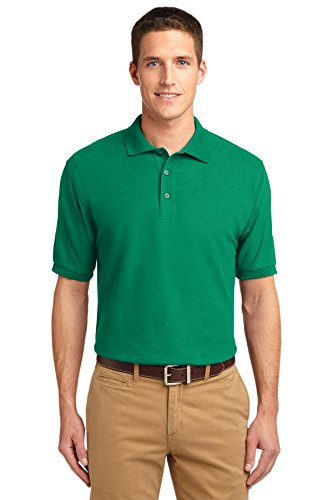 Port Authority® Silk Touch™ Polo. K500 Kelly Green XS