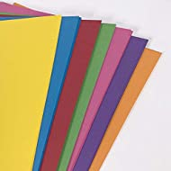 Versatile 160gsm Card Colours Include Red, Orange, Yellow, Green, Blue, Purple and Pink Premium Quality Card Suitable for most inkjet and laser printers