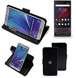K-S-Trade 360° Cover Smartphone Case for Blackberry Key 2