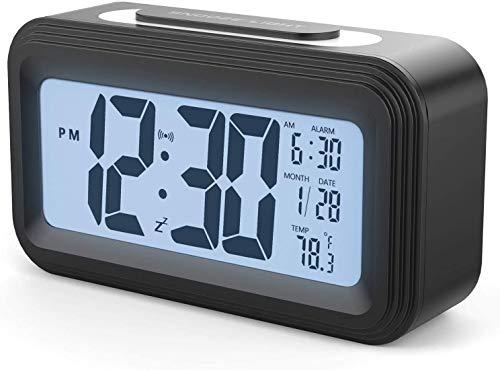 Radio Despertador  marca DEKITA