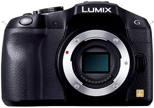 パナソニック ミラーレス一眼カメラ ルミックス G6 ボディ 1605万画素 ブラック DMC-G6-K