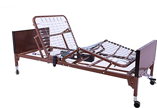 Invacare Value Care Homecare Bed   Semi-Electric Hospital Bed for Home Use