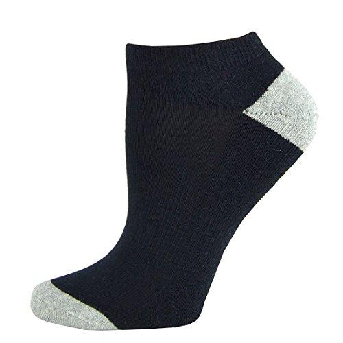 Street Wear Women's Donut Panic Socks, Black