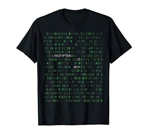 Programmieren Nerd Geschenk Informatik Programmierer T-Shirt