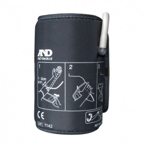 Braun Welch Allyn A & D cuf-g-a Sportarmband Smoothfit Erwachsene für Blutdruckmessgerät 17–32cm