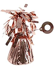 amscan 10022624 Pink Foil Balloon Weights Party Decoration-1 Pc