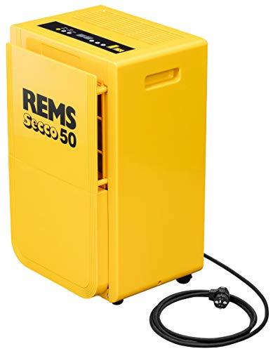 REMS Bautrockner Secco 50 Set Nr. 132011 Trockner 50l/24h Trockner Entfeuchter