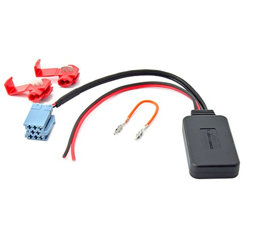Bluetooth Aux Adapter für Alfa FIAT Lancia VW Citroen Peugeot MP3 Musik Streaming