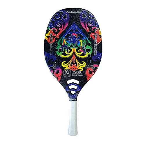 Ace Beach Tennis Racchetta Beach Tennis Racket Rainbow