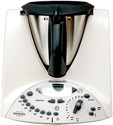 thermodernizate.com- Botonera de Vinilo para el panel de control de thermomix TM31 TRANSPARENTE