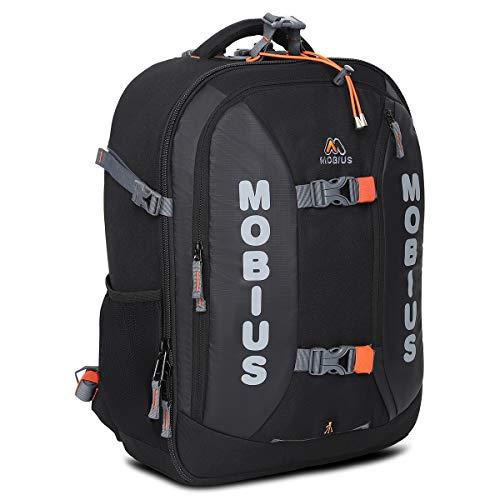 MOBIUS MOBIUS - Mochila para cámaras fotográficas y vídeo, funda para la lluvia, limpiador de lentes
