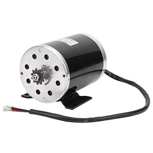 Alomejor Kit de conversión de Motor de Bicicleta eléctrica 48V 1000W Motor de Alta Potencia Juego de Accesorios para Scooter DIY