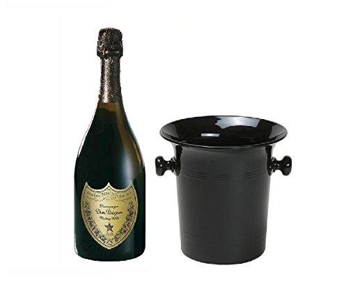 Dom Perignon Vintage 2006 Champagner in Champagner Kübel 12,5{40f5b83c6170779a00fcf2454980e8fc2ebe1e518a75f0e1a067663cde1da929} 0,75l Fl.