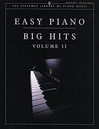 Easy Piano Big Hits, Vol 2 (The Steinway Library of Piano Music) by Dan Fox(2004-10-01)