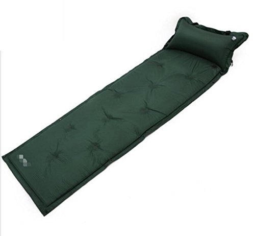 ZHANGHAOBO Outdoor Pistolet Gonflable Pad Office Travel Sleep Pad Peut être Cousu Picnic Tent Pad,A1