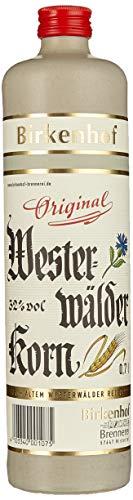 BIRKENHOF Brennerei | Westerwälder Korn | (1 x 0,7l ) - 32 % vol.