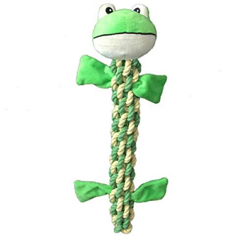 Hey Shop Jouet à grignoter avec corde en coton