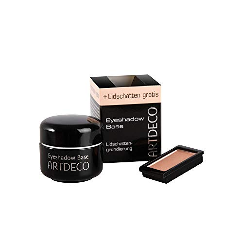 ARTDECO Eyeshadow Base Set, Make-Up Set mit Lidschattengrundierung und Lidschatten, Nr. ,