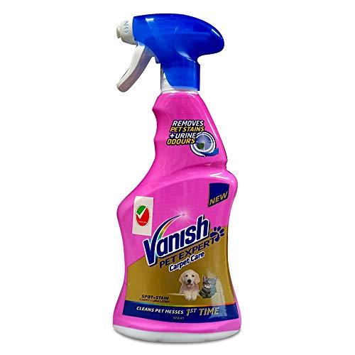 Vanish Pet Expert - Producto para tapicerías y alfombras