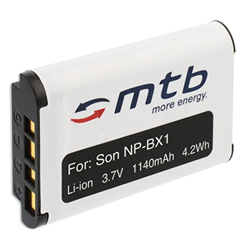 Batería NP-BX1 para Sony HDR-AS. Action-CAM/Cyber-Shot DSC-H400, HX50./ RX100. (Ver descripción)