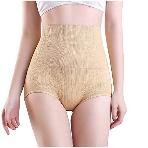 Women High Waist Cincher Girdle Belly Slimmer Trainer Shapewear Butt Lifter Panties Seamless Bodysuit Waist Shaper