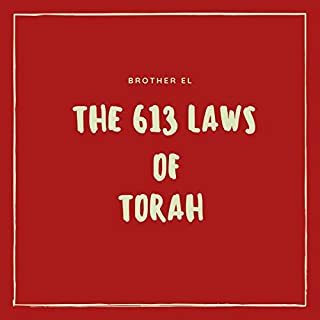 The 613 Laws of Torah audiobook cover art