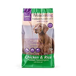 Medium sized kibble Providing the top quality protein that is essential for the With added Joint Aid