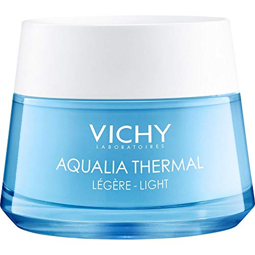 [Vichy] 熱再水和の光クリームAqualiaヴィシー - 正常な皮膚の50ミリリットル - Vichy Aqualia Thermal Rehydrating Light Cream - Normal Skin 50ml [並行輸入品]