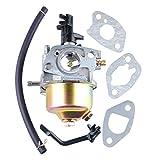 46561 Carburetor for Champion Power Equipment 3500 4000 Watts Gas Generator with Gaskets Replace 46558 46596, 46533, 46534, 46535, 46539, 46540, 46551, 46553, 3500 4000 Watts Carburetor