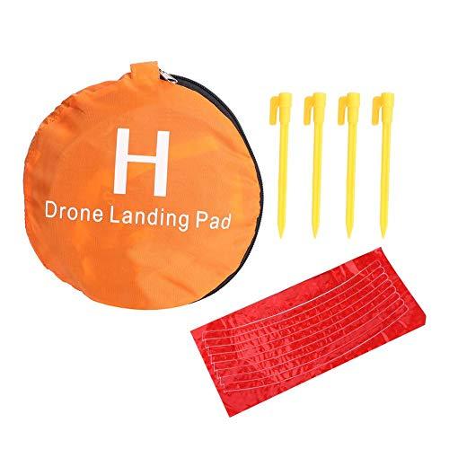 XINMYD Drone Landing Mat, Drone Landing Mat Fast-Fold Portable Landing Pad Parking Grembiule Accessorio per Drone
