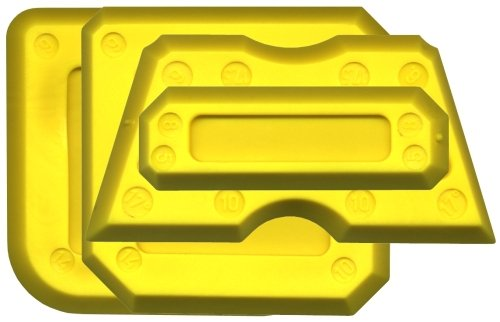 Fugen-Ass-Set für Silikon und Acrylat