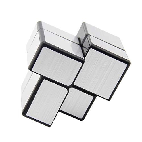 chiwanji 5X5 Gaming  Puzzle Juego de Juguete para Niños Adultos Principiantes - Plata